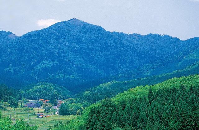 岡山県新庄村